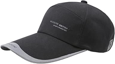 Unisex Breathable Letter Embroidered Baseball Cap Summer Outdoor Sun Hat Casual Sports Cap Beach Hat Sunscreen Berets