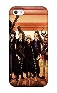 Forever Collectibles Strong World Anime One Piece Hard Snap-on Iphone 5/5s Case