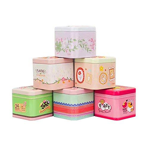 Adorable Iron Tin Storage Bag Gift Mini Jewelry Box Decor Pill Case Gift Storage boxes Organizers - Box Gum Tin