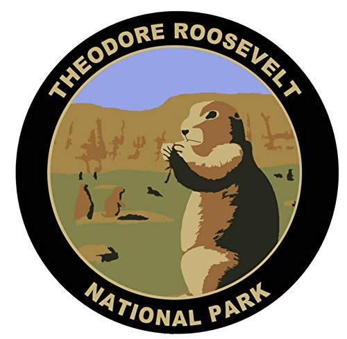 Explore Theodore Roosevelt National Park 3.94