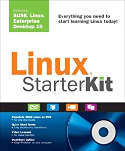 Linux Starter Kit (2nd Edition) by BrainStorm Inc. (2007-06-18)
