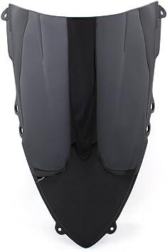 Topteng Motorrad Windschutzscheibe Sport Windschutzscheibe Mit Abs Aerodynamik Design Für Du Ca Ti Panigale 899 1199 1199r 1199s 2011 2017 Auto