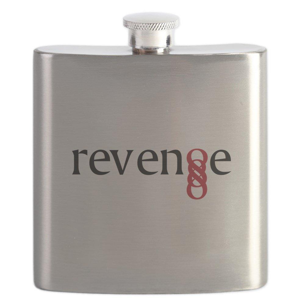 【ポイント10倍】 CafePress – Revenge – – Revenge ダブルインフィニティG – CafePress ステンレススチールフラスコ、6オンスDrinkingフラスコ B01IUFBPB4, ジュエリーショップ 真珠美人:dcaad807 --- newtutor.officeporto.com