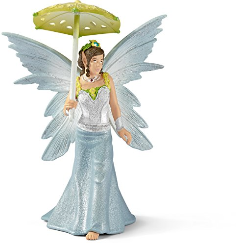 (Schleich Eyela in Festive Dress Standing Toy Figure)