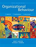 Organizational Behaviour: Concepts, Controversies, Applications, Fourth Canadian Edition (4th Edition)