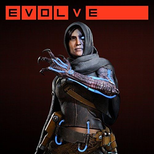 Evolve: Kala (Hunter) - PS4 [Digital Code]