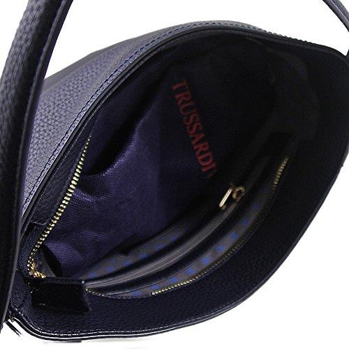 Trussardi Jeans Carrie shoulder bag blue