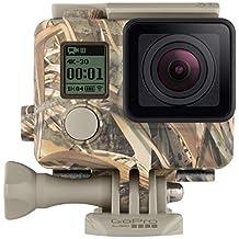 GoPro AHCSH-002 Camo Housing Plus QuickClip Realtree Max-5 Camouflage Print