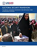 Electoral Security Framework, U. S. Agency Development, 1492892572