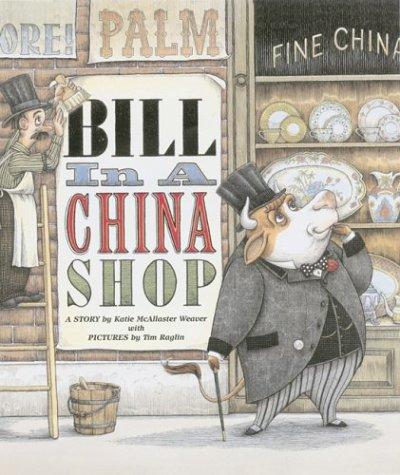 Bill in a China Shop pdf epub