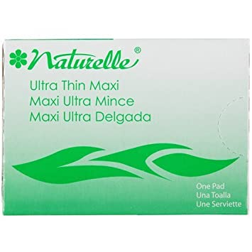 RCM25169798 - Naturelle Stayfree Ultra Thin Maxi Pad by Naturelle