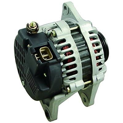 New Alternator For Kia Rio 1.5L 1.6L 2001-2005, Sephia Spectra 1.8L 1999-2004: Automotive
