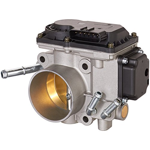 (Spectra Premium TB1020 Fuel Injection Throttle Body Assembly)