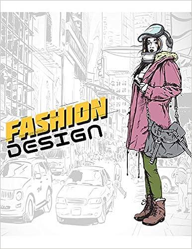 Fashion Design Best Helper For Fashion Designer Space Girl Volume 16 Murphy Mike 9781725000919 Amazon Com Books