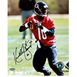 Kordell Stewart Chicago Bears Autographed 8x10 Photograph