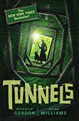 The New York Times Bestseller! The story of an outcast boy, his eccentric dad, and the scary underground world they discover through secret TUNNELS.14-year-old Will Burrows has little in common with his strange, dysfunctional family. I...