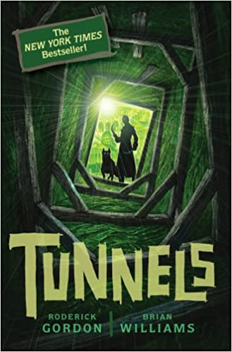 Image result for tunnels by roderick gordon