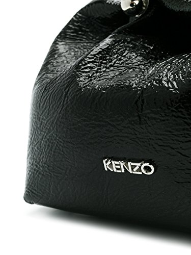 Kenzo Borsa A Mano Donna F852SA999L0999 Pelle Nero Los Mejores Precios De Venta Precio Al Por Mayor Para La Venta Precio Barato Manchester En Venta Elección PRRQEVNQN9