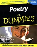 Poetry for Dummies, John Timpane and Poetry Center Staff, 0764552724