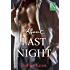 About Last Night: A Novel