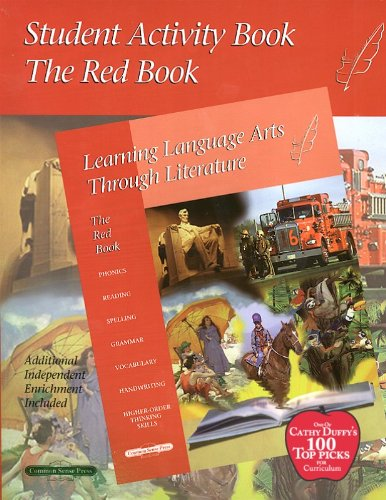 (Student Activity Book; The Red Book (Learning Language Arts Through Literature) )