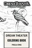 Dream Theater Coloring Book: Progressive...