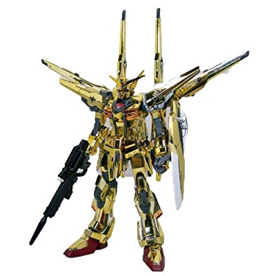 Bandai Hobby #15 Akatsuki Gundam Oowashi 1/100, Bandai Action Figure: Toys & Games