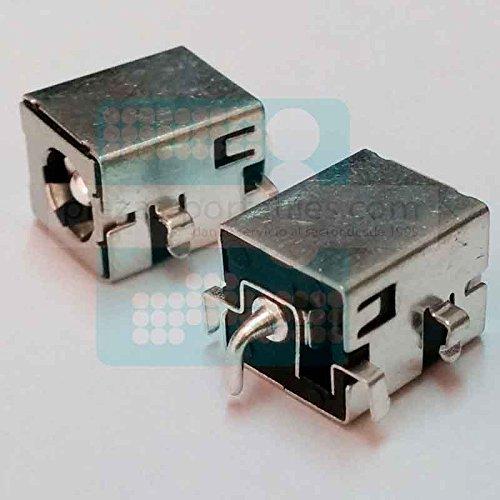 piezas-portatiles.com Conector DC Jack Asus X54C PJ033 STOCK! Ver fotos