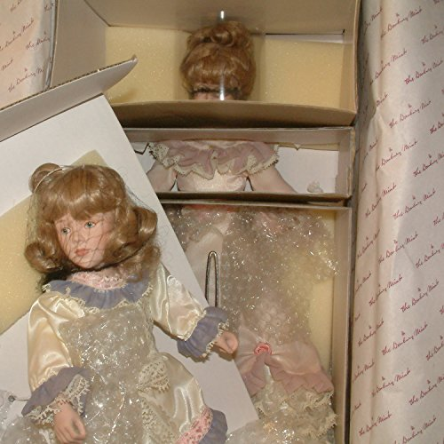 Danbury Mint Porcelain Collectors Doll Mothers Loving Touch -
