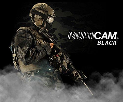 Homme Tenues de Combat Pantalon Militaire Gen3 Pantalons de Tactique et Genouillères Multicam Black 2