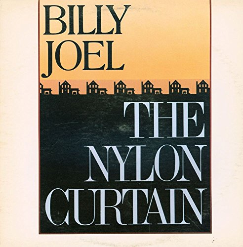 Billy Joel - The Nylon Curtain - Columbia - TCX 38200 - Canada - Original Inner Sleeve VG++/VG++ -