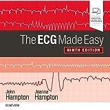 The Ecg Made Easy John R Hampton 9780443072529 Amazon Com Books