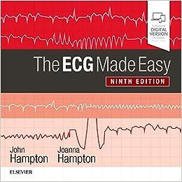 Ecg Made Easy John R Hampton Pdf