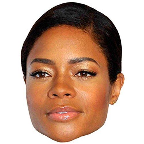 Naomie Harris Celebrity Mask, Card Face and Fancy Dress Mask -