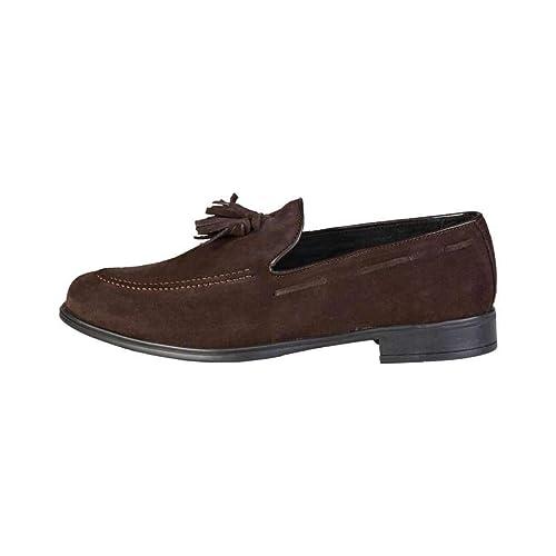 PIERRE CARDIN CONSTANT Mocasines Para Hombre Deslizamiento-En Los Zapatos: Amazon.es: Zapatos y complementos