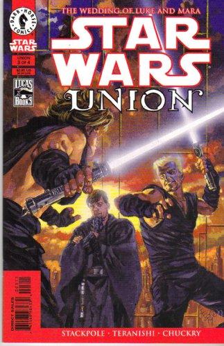 (Star Wars Union 3 (of 4), The Wedding of Luke and Mara)