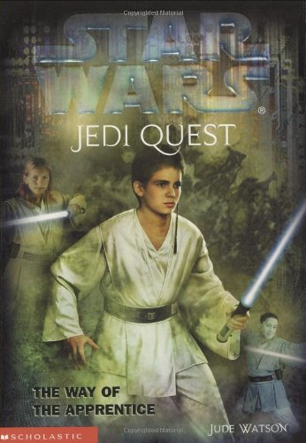 jedi quest books - 3
