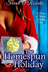 The Homespun Holiday (Passion in Paradise) Paperback