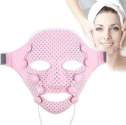 maschera per massaggi facciale