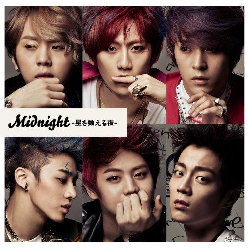 Price comparison product image Beast - Midnight (Type B) (CD+DVD) [Japan LTD CD] UMCF-9623