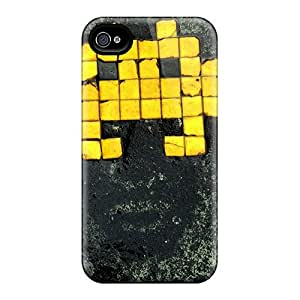 Pretty HwK734wQEq For Case Samsung Galaxy Note 2 N7100 Cover Cases Covers/ Space Invaders Series High Quality Cases