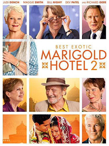 Filmcover Best Exotic Marigold Hotel 2
