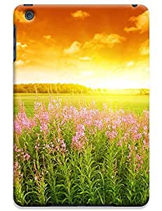 Beautiful Flowers Color Pink fashion sunshine cell phone cases for Apple Accessories iPadmini iPad Mini