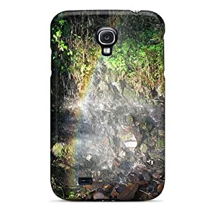 New Style Todd CC Waterfalls Free Hidden Treasure In The Woods Premium Tpu Cover Case For Galaxy S4