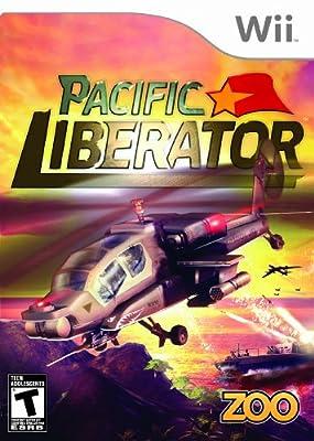 Pacific Liberator - Nintendo Wii