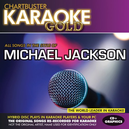 (Karaoke Gold: Songs in the Style of Michael Jackson)