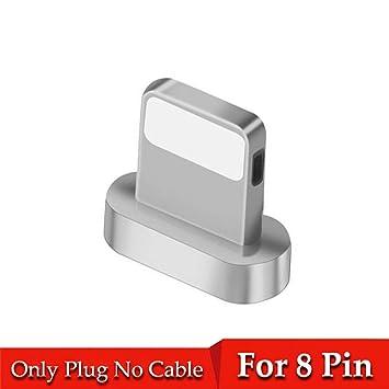 TOUSHI Cable Cargador Cable magnético Micro USB de 8 Pines ...