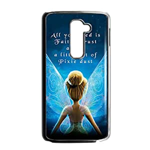 Girl With Wing Black LG G2 case