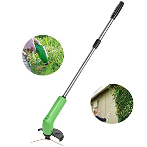 Gion Zip Trim Mini Lawnmower Grass Edger Tools Lawn Weed Edger Cutter Zip Trimmer