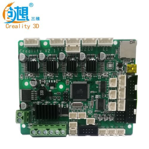 Creality 3D Upgraded V2.1 Control Mother Board PCB for CR-10S/CR-10 S4/CR-10 S5